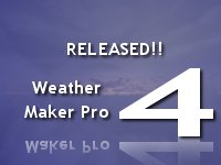 Weather Maker Pro 4 - Released!!